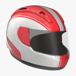 3D model Motorcycle Helmet Generic