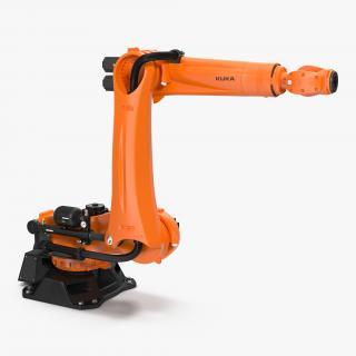 Kuka Robot KR QUANTEC Ultra 3D