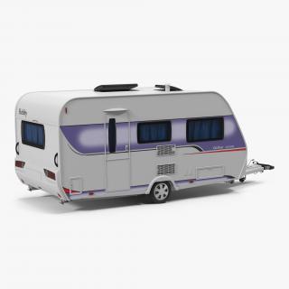 3D model Hobby Caravan Ontour