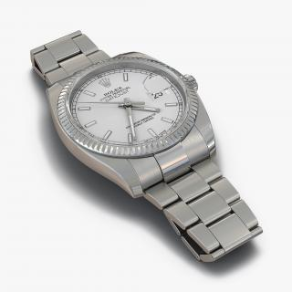 3D Rolex Watches Collection 2