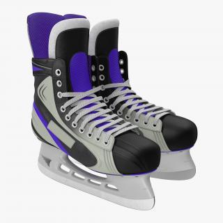 3D Hockey Skates Generic