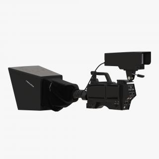 3D TV Studio Camera Generic 2