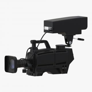 3D TV Studio Camera Generic 3