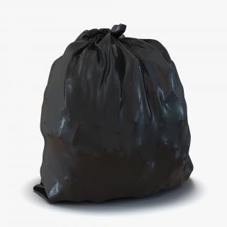3D Garbage Bag