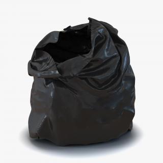 3D Garbage Bag 2 model
