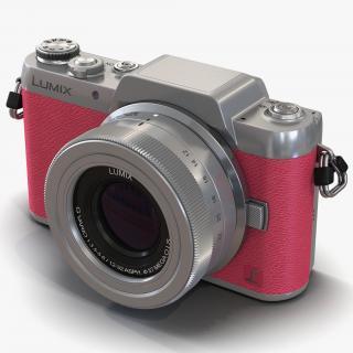 Panasonic DMC GF7 Pink 3D