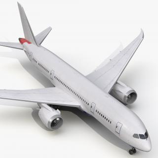 3D Boeing 787-8 Dreamliner Generic