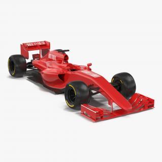 3D Formula One Car Generic model