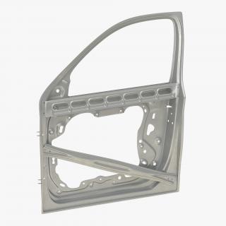 SUV Door Frame 3D model