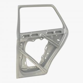 3D SUV Door Frame 2