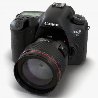 Canon EOS 6D 3D