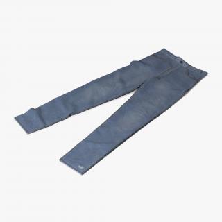 Jeans 4 3D model