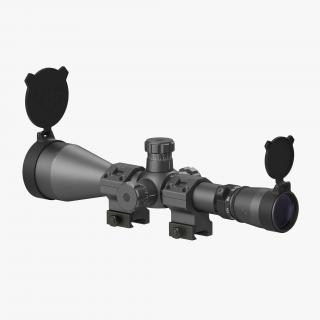 Professional Military Scope 3D