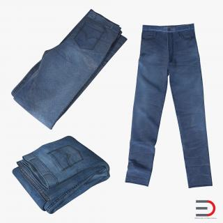 3D Jeans Collection