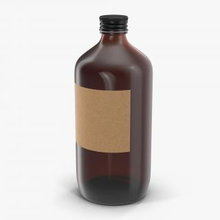 3D Cold Brew Bottle 4 model
