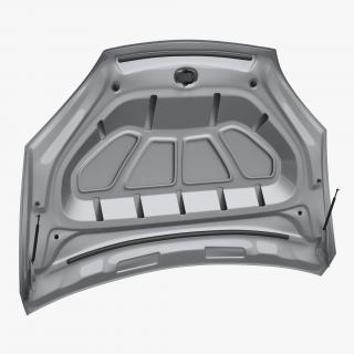 3D model Car Hood