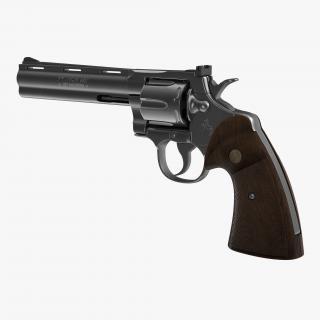 3D Colt Python