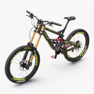 3D Mountain Bike GT Fury