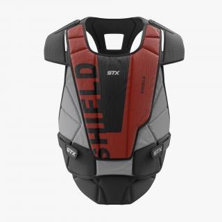 3D Hockey Goalie Chest Protector STX model