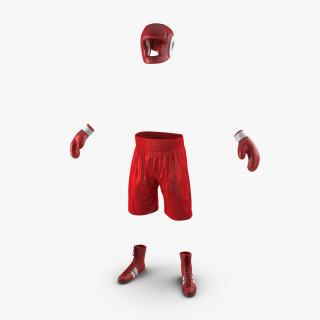 3D Boxing Gear