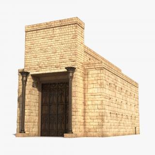 Solomons Temple 2 3D