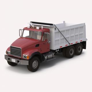 3D Dump Truck Generic model