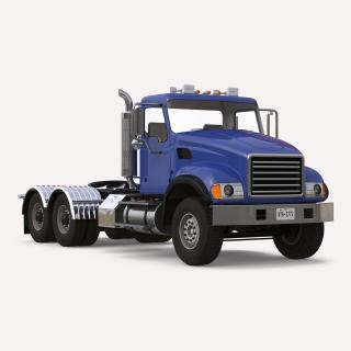 3D model Truck Generic 2