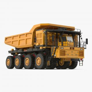 Mining Truck 3D