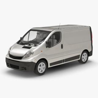 3D Generic Van