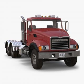 3D model Truck Mack