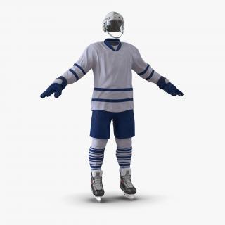 3D Hockey Equipment Generic 5