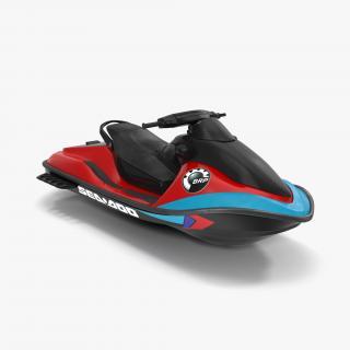 3D model Jet Ski Sea-Doo