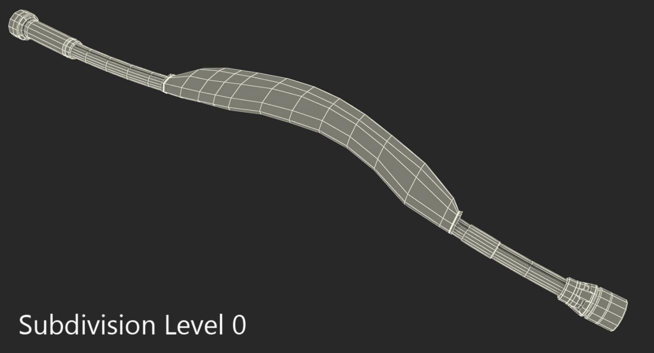 Industrial Cable 21 3D model