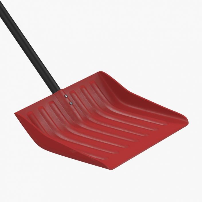 Snow or Utility Shovel 3D