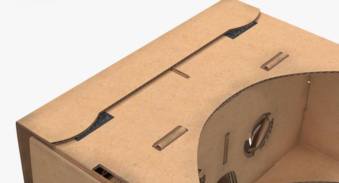 Google Cardboard VR Headset 3D