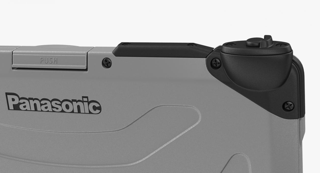 Panasonic Toughbook 3D model