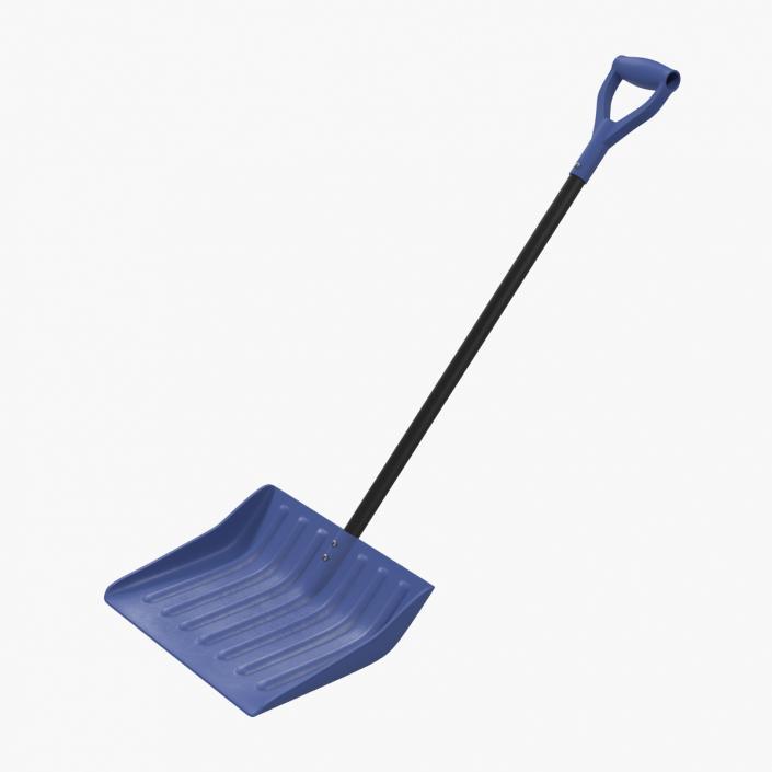 3D Snow Shovel