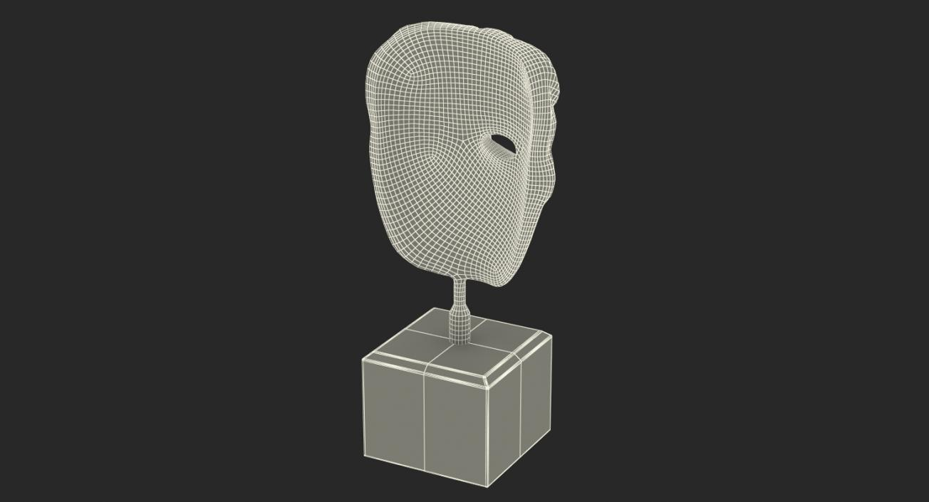 3D Bafta Award