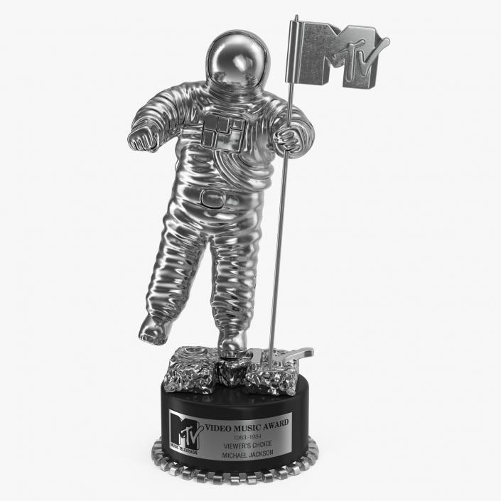 3D model MTV Trophy