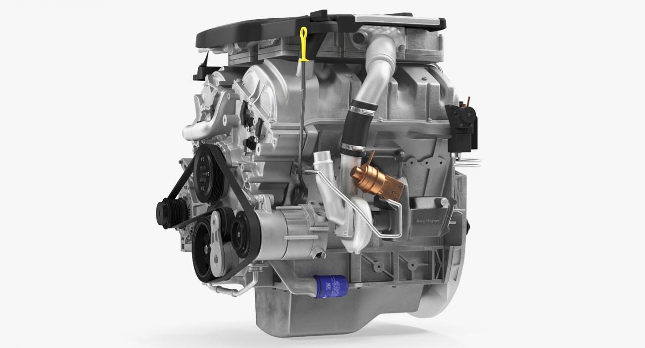 Cadillac V6 Engine
