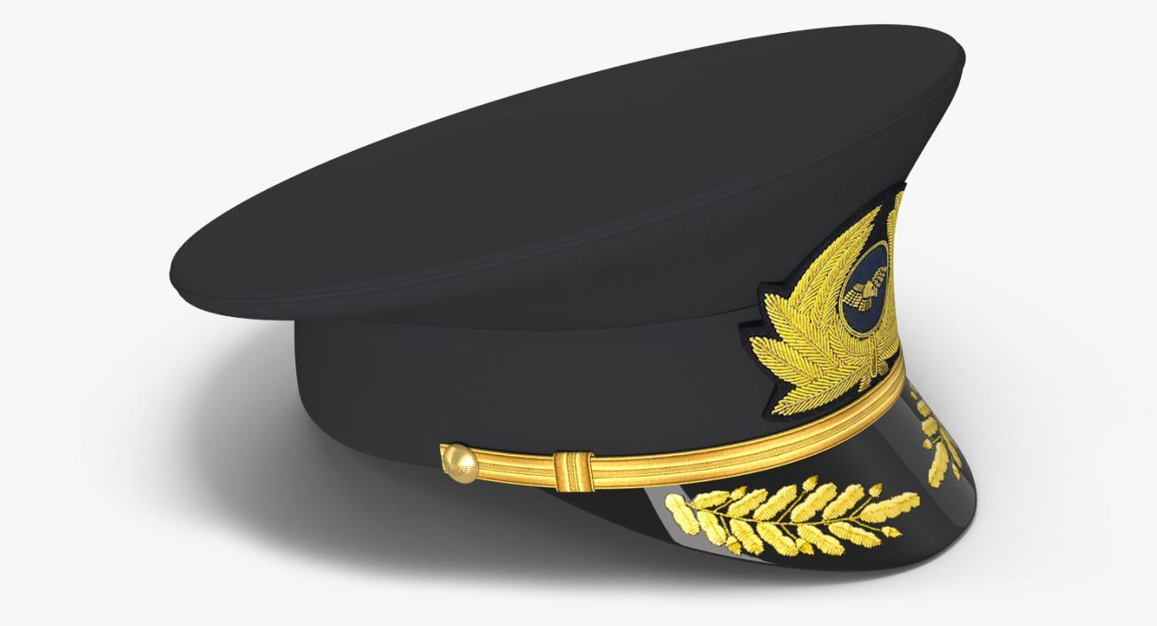 3D Airline Pilot Uniform