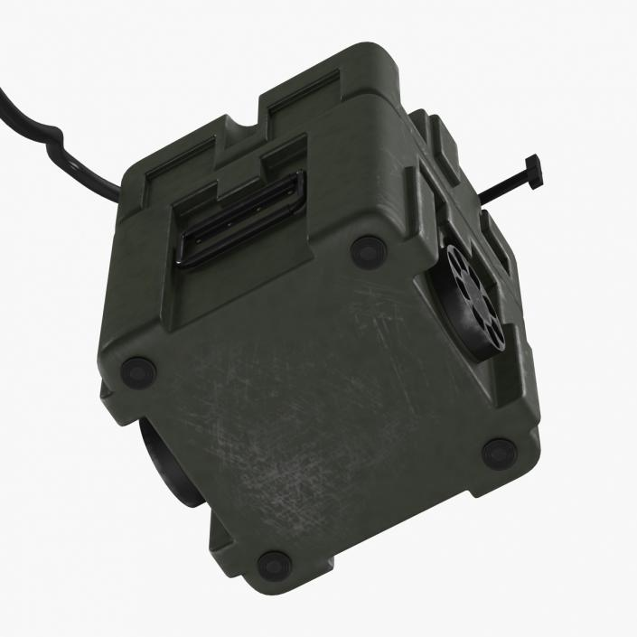 3D TOW Missile Guidance Set and Battery