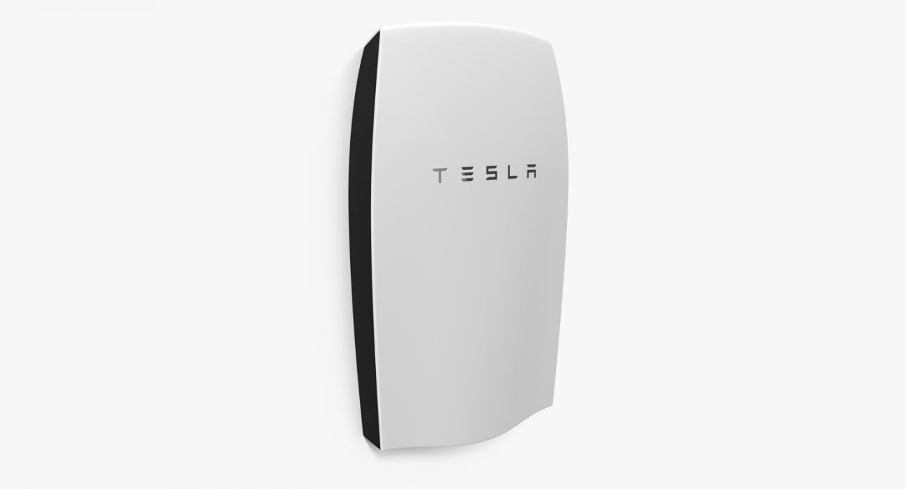 3D model Tesla Powerwall
