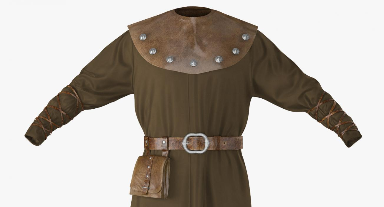 3D Medieval Clothes | 3D Molier International