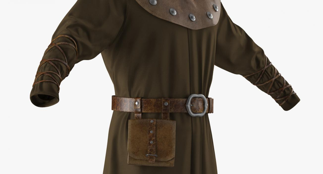 3D Medieval Clothes   3D Molier International