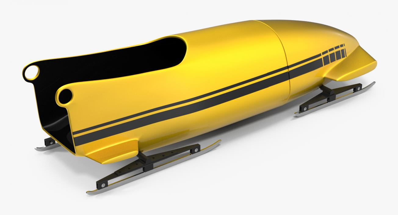 3D Bobsled Two Person Generic