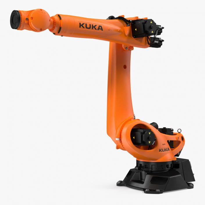 3D Kuka KR 210 R3100 Ultra model