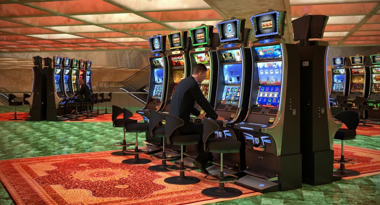 Casino Machines Rigged