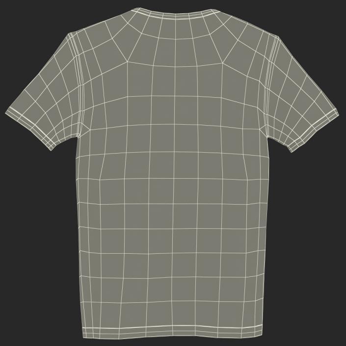 T-Shirt 3D model