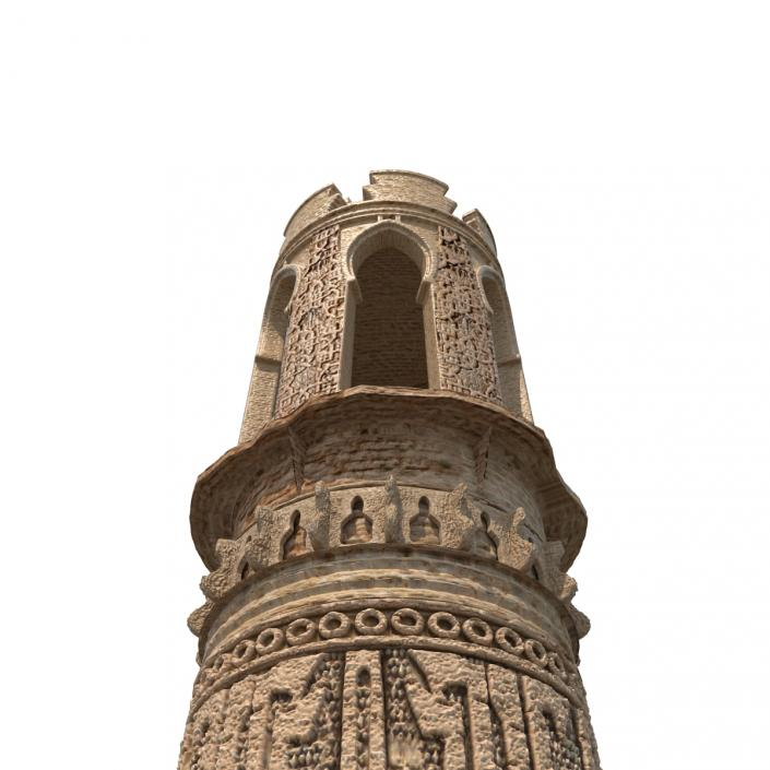 3D Minaret of Jam Afghanistan | 3D Molier International